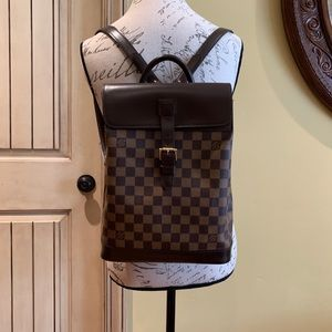 Louis Vuitton Soho backpack